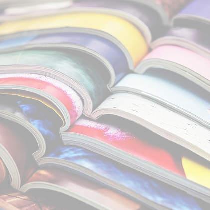 Bücher, Magazine, Workshops